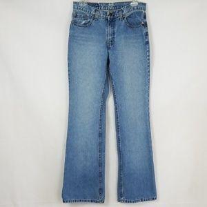 Jordache Jeans Vintage High Rise Jean's Size 7/8